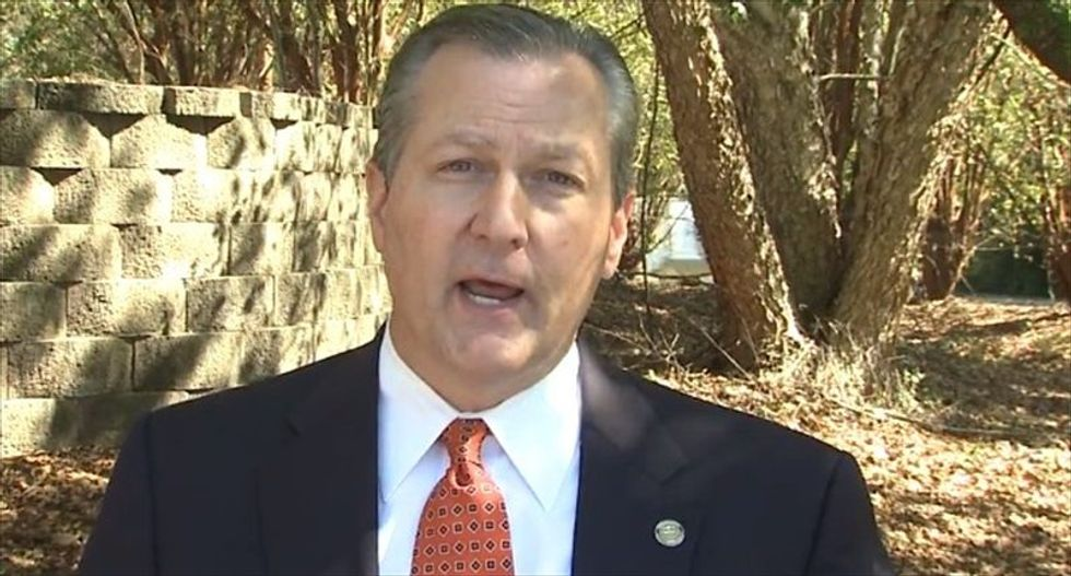 BUSTED: Alabama's Republican House Speaker convicted on corruption charges