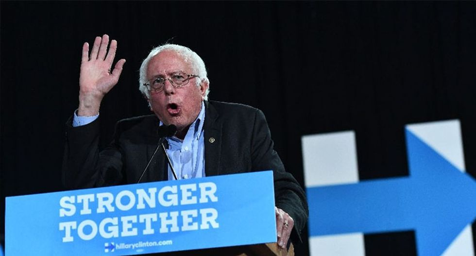 Bernie Sanders brags 'in many ways we did win the election' hours after Anthony Kennedy announces retirement