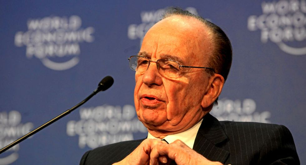 Viewers vow boycott after Rupert Murdoch buys NatGeo: 'Cash triumphs over conservation, conscience'