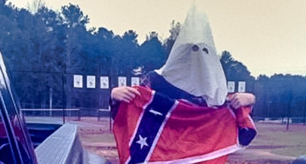North Carolina KKK confirms they're holding a Trump celebration march after fake story goes viral
