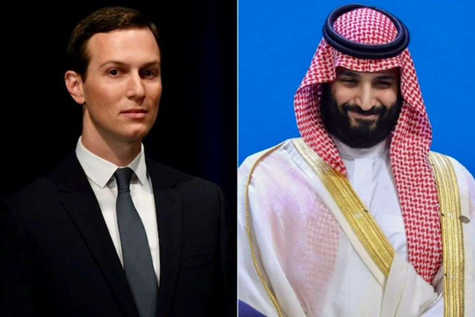 Wall Street execs under fire for accepting 'blood-stained invitation' to Saudi investment event one year after Khashoggi murder