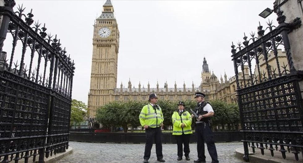 British police investigated for alleged pedophile ring cover-up