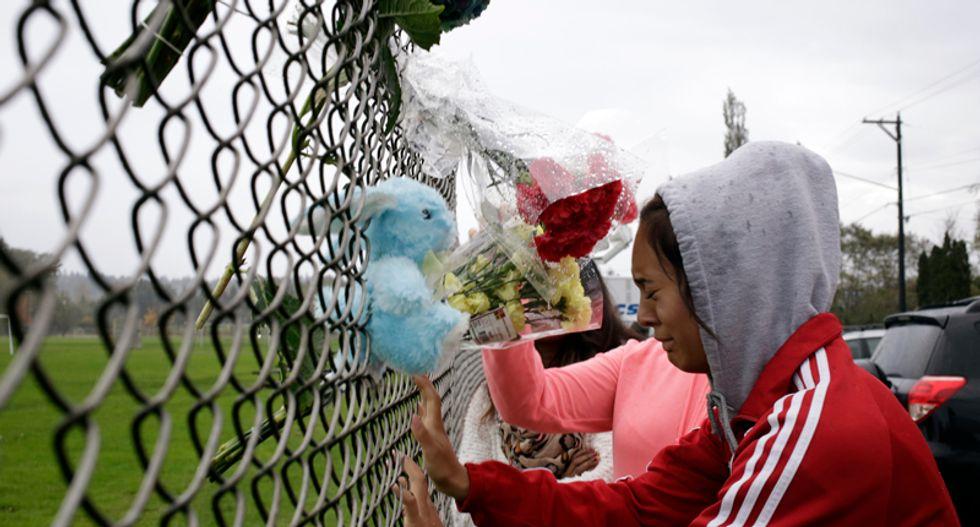 Fourth victim of US school shooting in Washington state dies