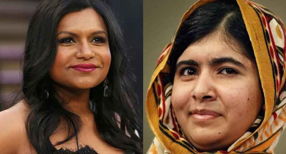 Mindy Kaling is not Malala: 15 celebrities of color mistaken for people they look nothing like