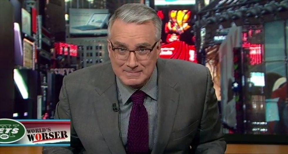 Keith Olbermann suspended from ESPN for bashing Penn State on Twitter