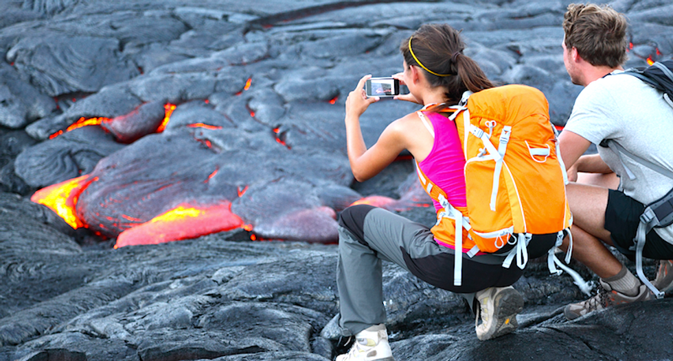 Hawaiian village's lava menace reminds us: We're all floating on molten rock