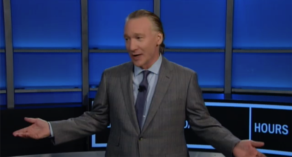 'And Ben Sasse laughed': Internet furious at Bill Maher for calling himself a 'house n***er'