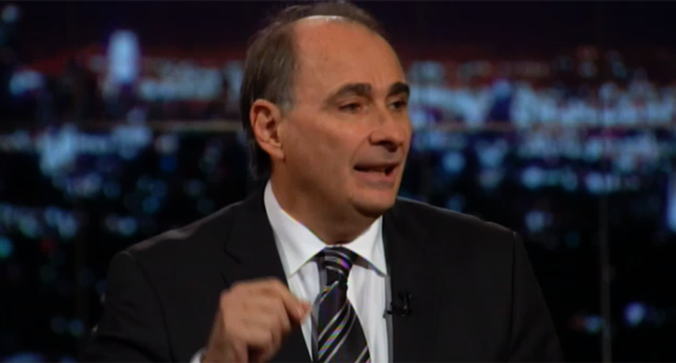 David Axelrod warns the Republicans: 'We're going to lean in and fight and win'