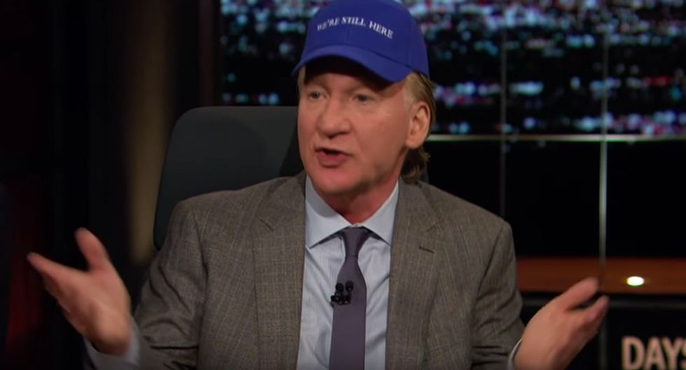 'Our fate is in the hands of Ivanka': Bill Maher predicts what we can expect from President Trump