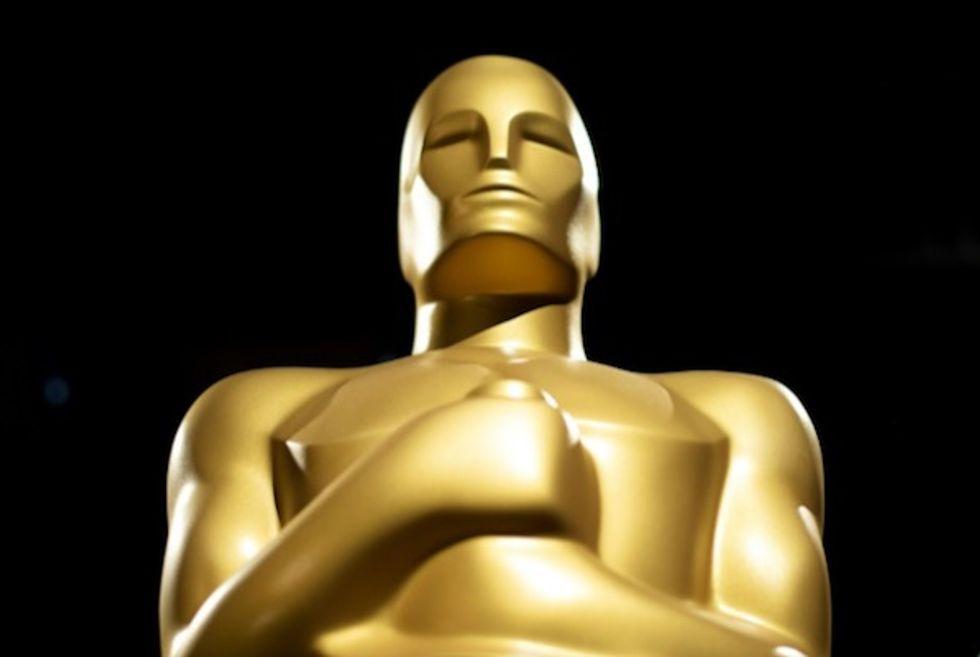 Oscar-winner offered job in supermarket