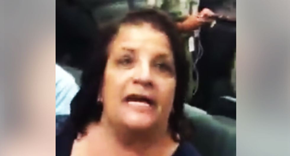 'You're an ugly little pig':  Bay Area woman launches racist rant at Iranian-born US citizen