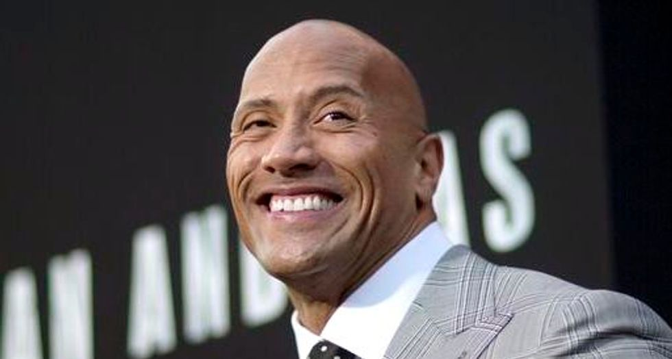 'The Rock' talks a future in politics, including potential White House run