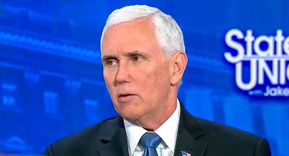 'Understandable': Pence defends Donald Trump Jr's claim that Dems want 'millions' to die from coronavirus