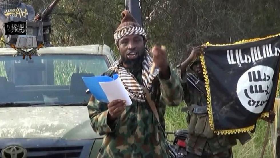 Satellite images show devastation after Boko Haram attacks on Nigerian villages