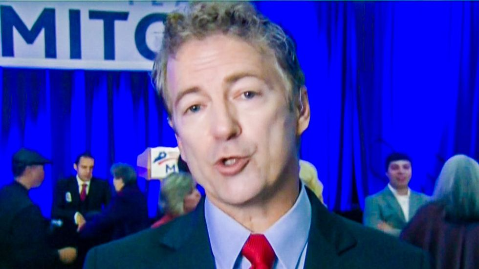 MSNBC guest: 'Rand Paul takes more positions than the Kama Sutra'
