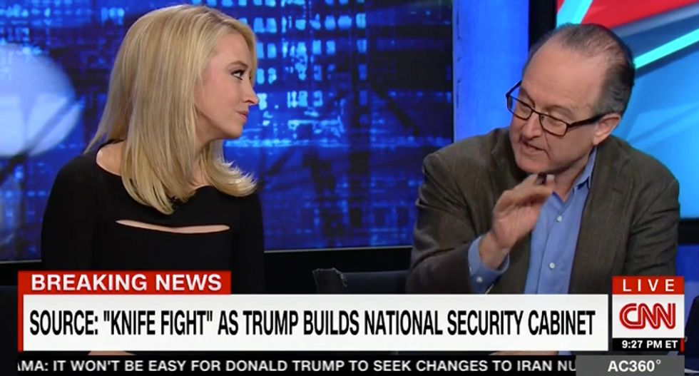 CNN panelist shames Kayleigh McEnany for 'disgraceful' defense of 'racist and anti-Semite' Steve Bannon