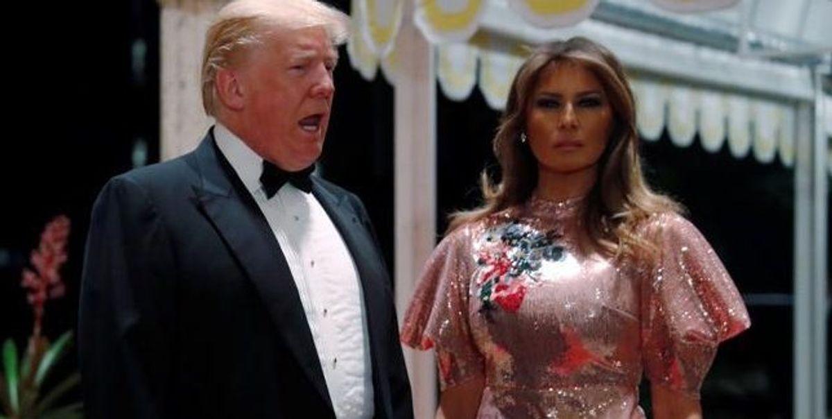 QAnon followers tricked by fake Donald and 'Lady Melania' Trump accounts on Telegram social media app