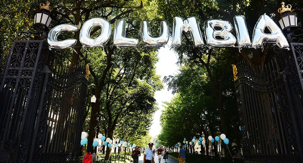 Columbia suspends wrestling team over lewd, racist texts: New York Times