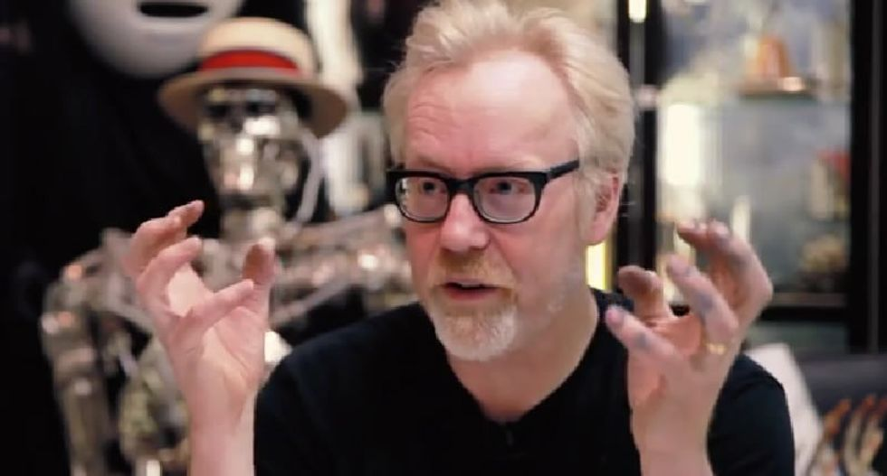 Former 'Mythbusters' host stands up for science: 'The enemy is bias'