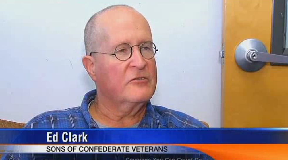 Virginia man in Confederate flag flap stands by 'Go back to Africa!' outburst