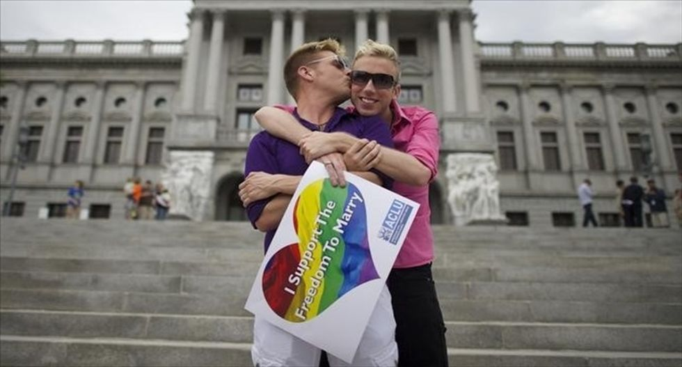 Ruling upholding four states' marriage equality bans may trigger Supreme Court showdown