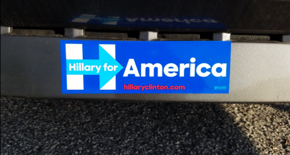 Montana car dealership fires employee for refusing to service car with Hillary bumper sticker