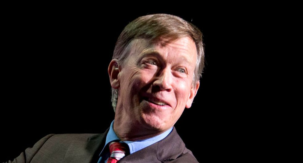 Hickenlooper drops out of presidential race