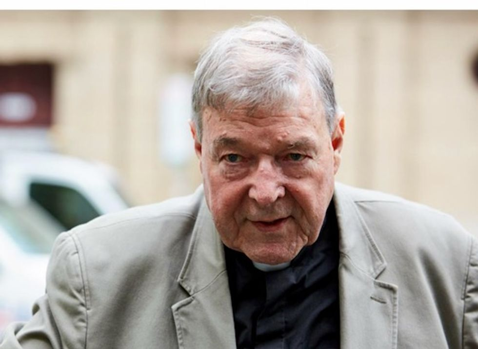Cardinal Pell: Dramatic fall from grace for Vatican treasurer