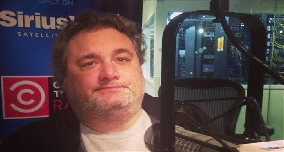 ESPN blasts comedian Artie Lange for 'reprehensible' sex and slavery jokes about Black host