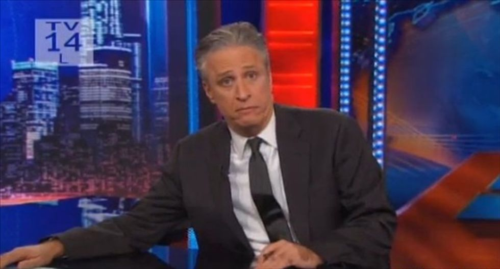 Jon Stewart on GOP's promises of bipartisanship: 'Who the f*ck are you people?'