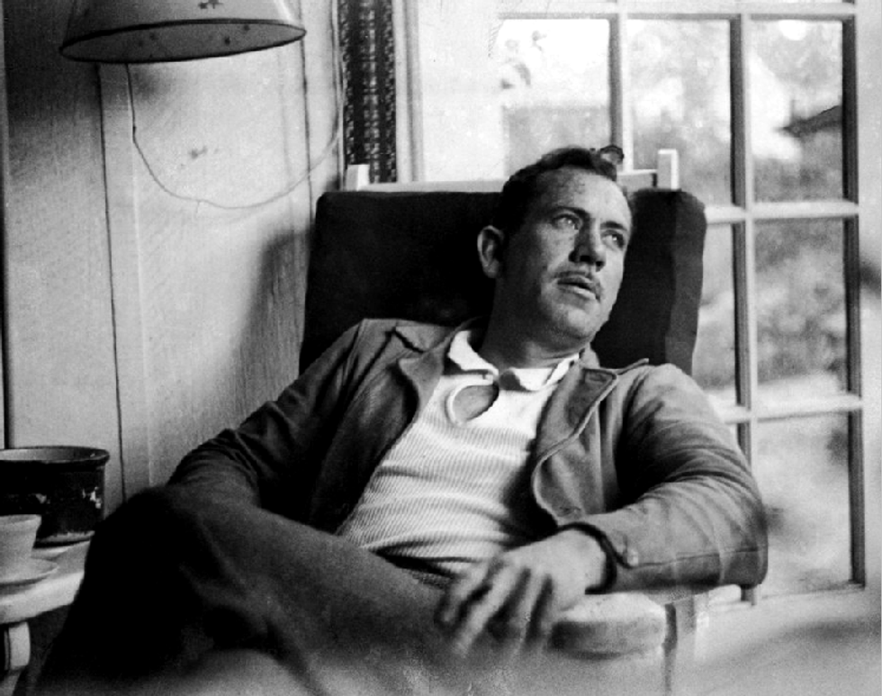 Rare, 'lost' John Steinbeck story to be published this week