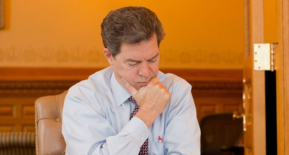 'Resign in shame': Fed-up Kansas CEO flees GOP governor's disastrous reign
