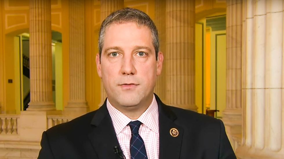 Rep. Tim Ryan lays down the gauntlet: Democrats can't work with Trump if Bannon stays on