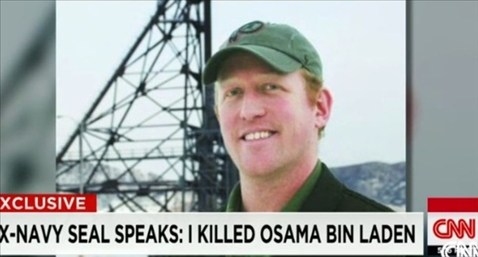 Ex-Navy SEAL says bin Laden 'died like a pu*sy,' dismisses colleagues' criticism