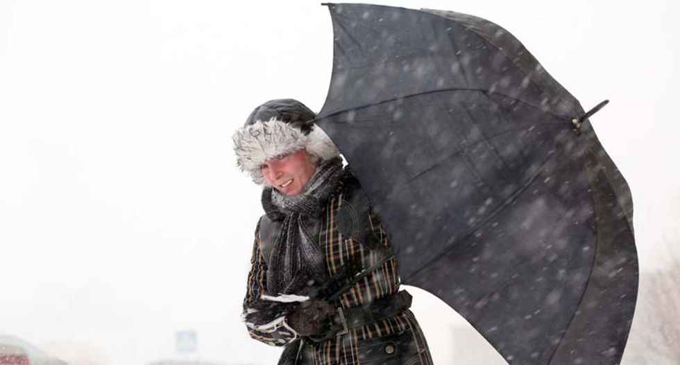 First arctic blast of season to hit most of US this week: forecasters