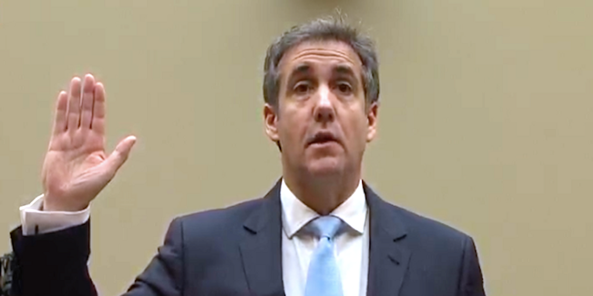 www.rawstory.com: Michael Cohen cooperating with 'multiple government agencies' investigating the Trump family