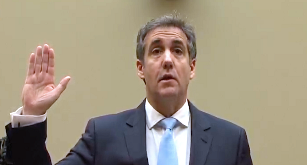 The foreword for Michael Cohen's book is out -- and it contains allegations of deviant sex acts and a backchannel to Putin