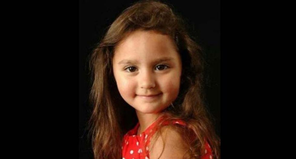 Family of 5-year-old shooting victim donates girl's heart