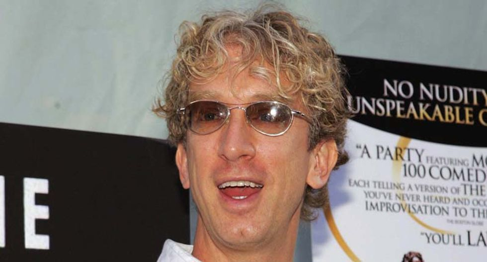 'NewsRadio' star Andy Dick arrested in Hollywood on felony theft charge