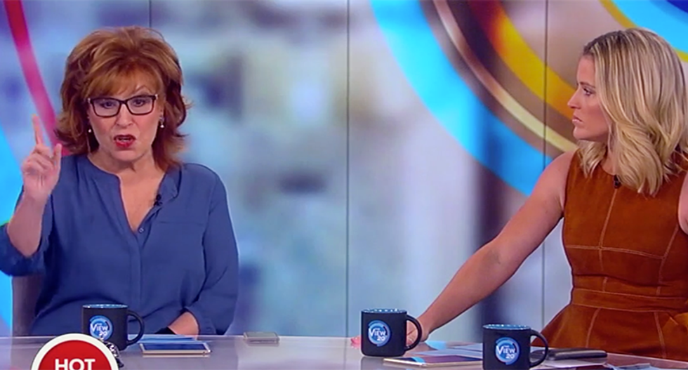 Joy Behar wants Trump to get out of New York City: He should just work out of Moscow