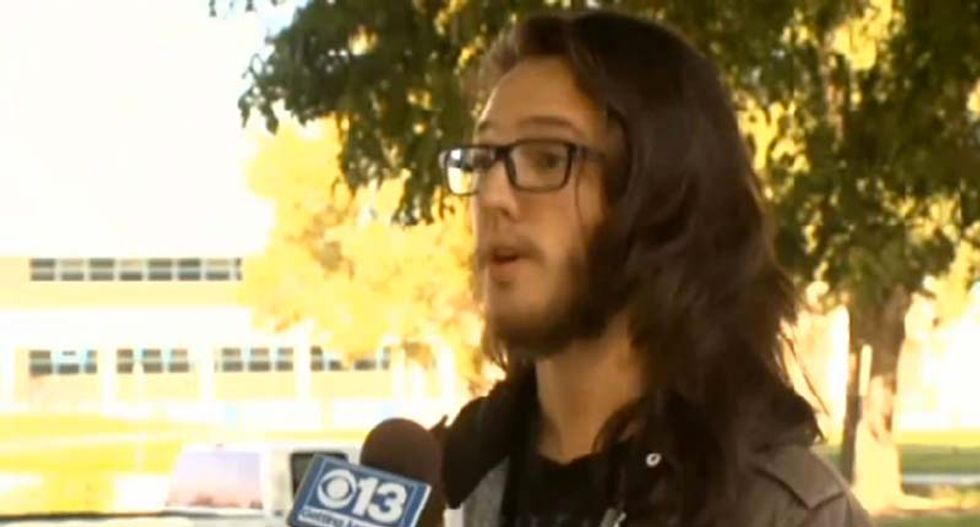 CA high school student punished for dropping 'under God' from Pledge of Allegiance