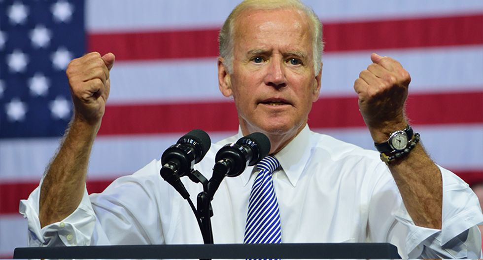 Trump consultant is running a fake Joe Biden campaign website designed to mock him and divide the left: report