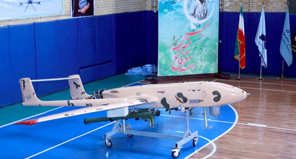After hacking and capturing US 'Sentinel' drone, Iran claims successful test flight of replica