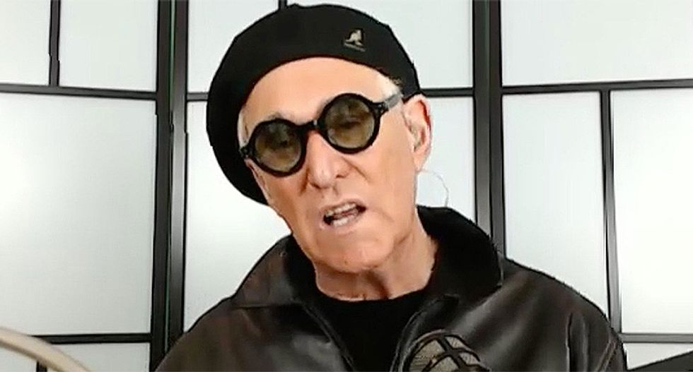 Judge attacked by Roger Stone threatens to level additional punishments against him