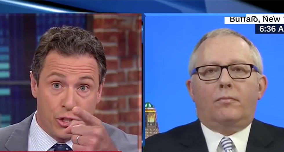 CNN's Chris Cuomo schools Trumpster Michael Caputo on so-called perjury trap: 'They can only do it if you lie'