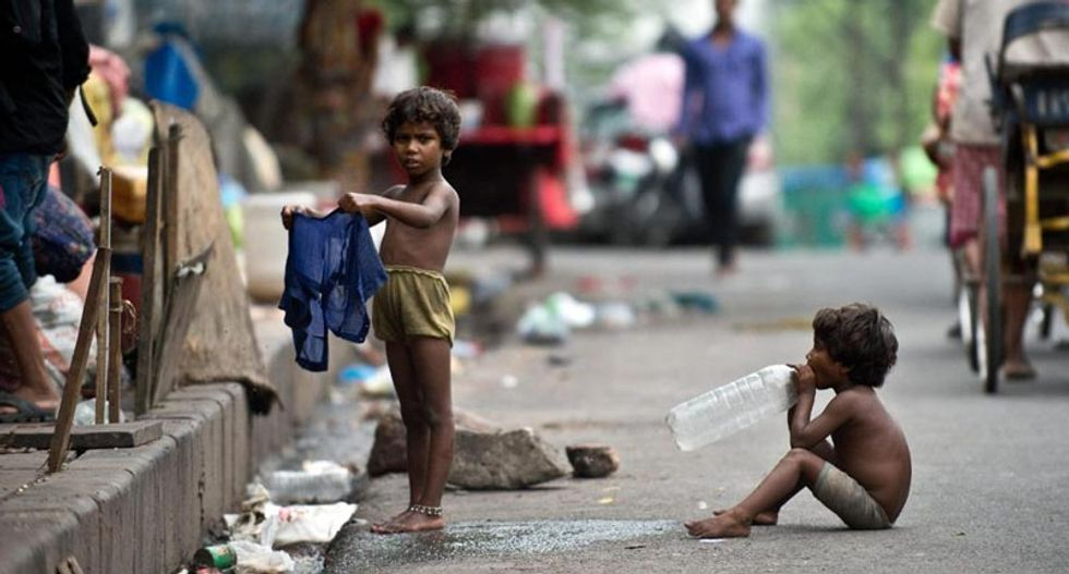 Oxfam warns G20 of dangers of rising inequality