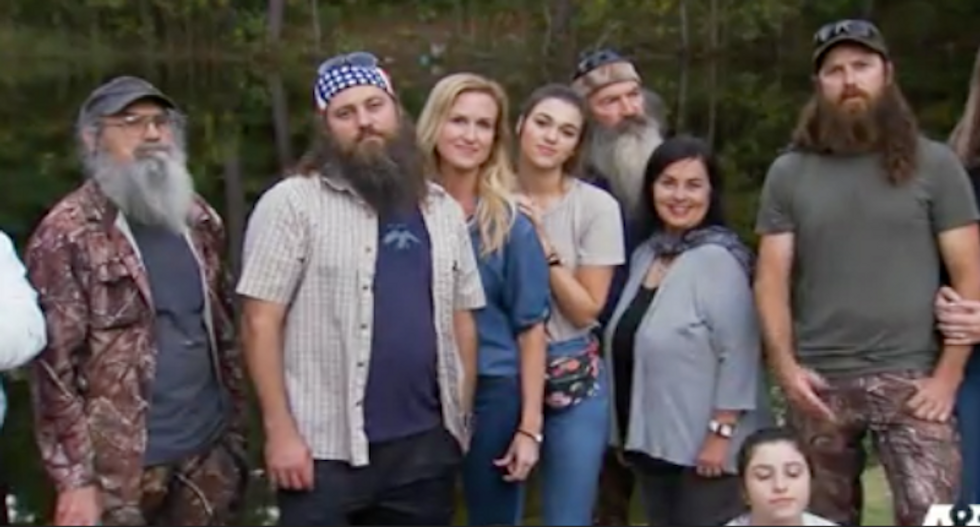 No more ducks to give: A&E cancels 'Duck Dynasty' after 11 seasons