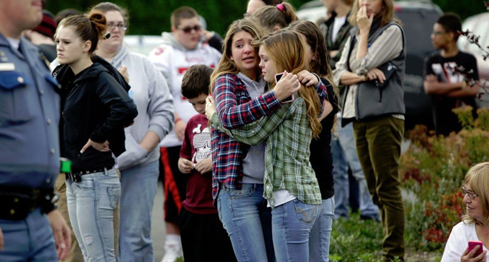 911 tapes of Washington state school shooting rampage released