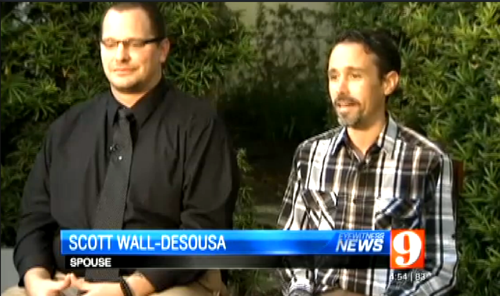 Florida threatens married gay couple: Change your names back or lose your drivers licenses
