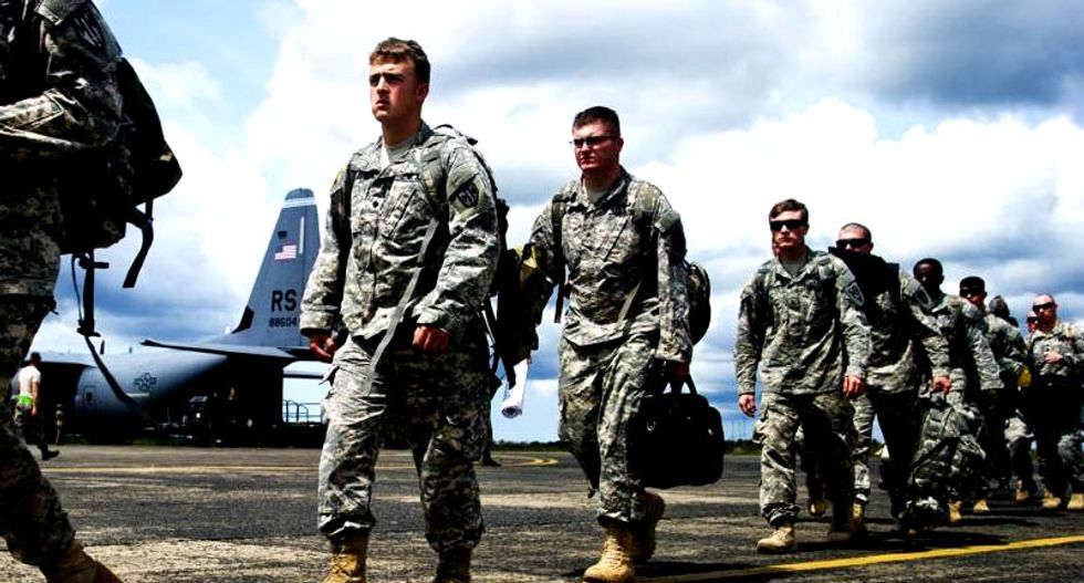 US sending 1000 fewer troops to fight Ebola in Liberia